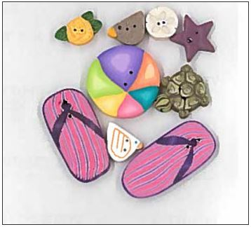 click here to view larger image of Warm Water Wash Button Pack (buttons)