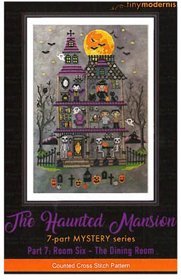 click here to view larger image of Haunted Mansion - Part 7 (chart)