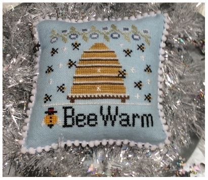 click here to view larger image of Bee Warm - Bee Series (chart)