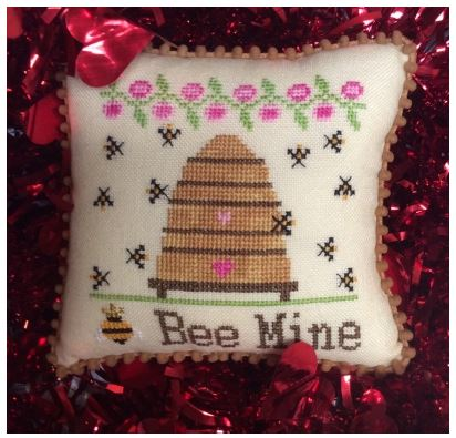 click here to view larger image of Bee Mine - Bee Series (chart)
