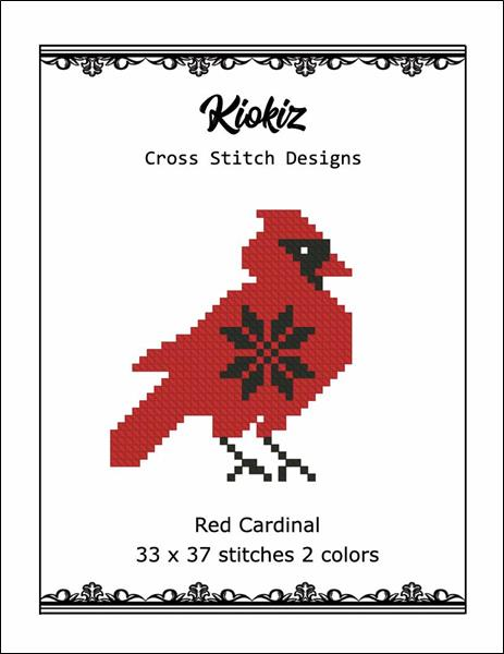 click here to view larger image of Red Cardinal (chart)