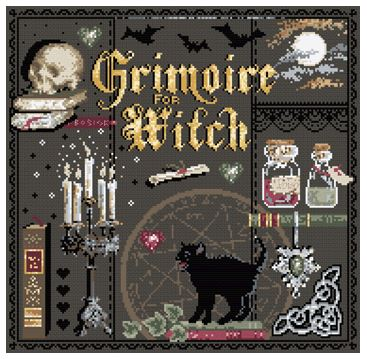 Grimoire - click here for more details about chart