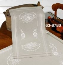 click here to view larger image of Elegant Table Runner (None Selected)