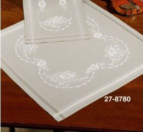 click here to view larger image of Elegant Table Topper (None Selected)
