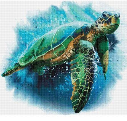 click here to view larger image of Sea Turtle (chart)