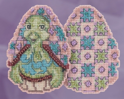 click here to view larger image of Turtle Egg (counted cross stitch kit)