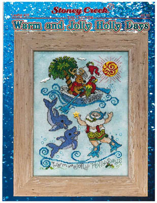 click here to view larger image of Warm and Jolly Holly Days (chart)