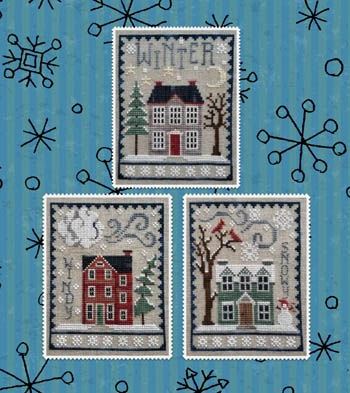 click here to view larger image of Winter House Trio (chart)