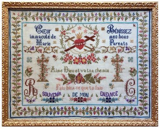 click here to view larger image of Souvenir de mon Enfance (chart)