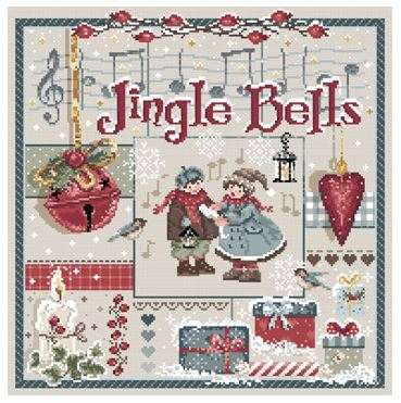 click here to view larger image of Jingle Bells (chart)