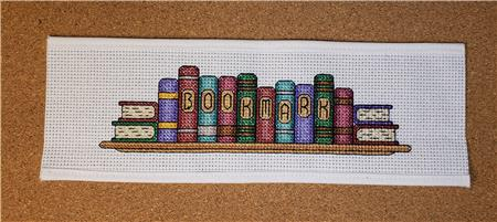 click here to view larger image of Bookmark Row (chart)