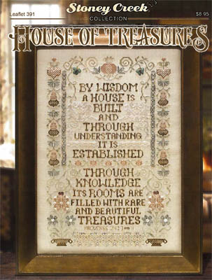 click here to view larger image of House of Treasures  (chart)