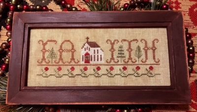 click here to view larger image of Joyous Faith - Merry Noel Collection (chart)