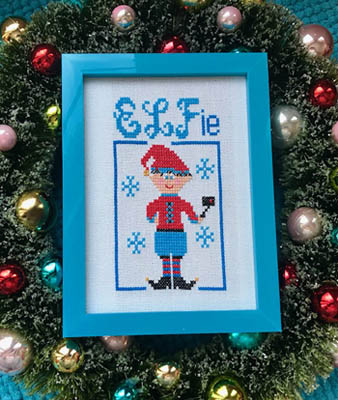 click here to view larger image of Elfie (chart)