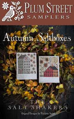 click here to view larger image of Autumn Saltboxes (chart)