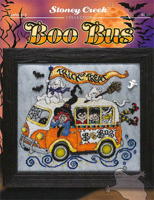 click here to view larger image of Boo Bus (chart)