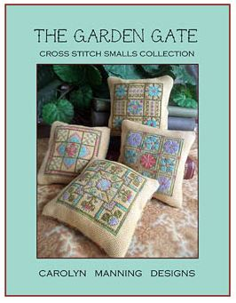 click here to view larger image of Garden Gate Smalls (chart)