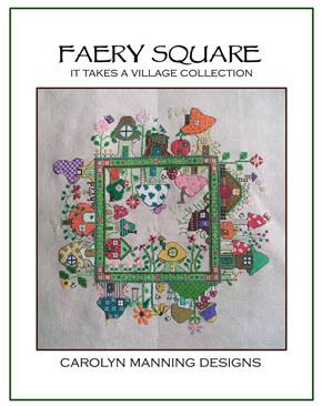 click here to view larger image of Faery Square (chart)