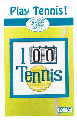 click here to view larger image of Play Tennis (chart)
