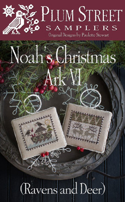click here to view larger image of Noah's Christmas Ark VI (chart)
