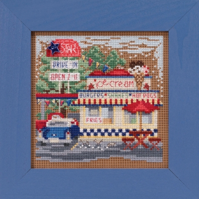 click here to view larger image of Drive-In - Main Street (button-bead kit)