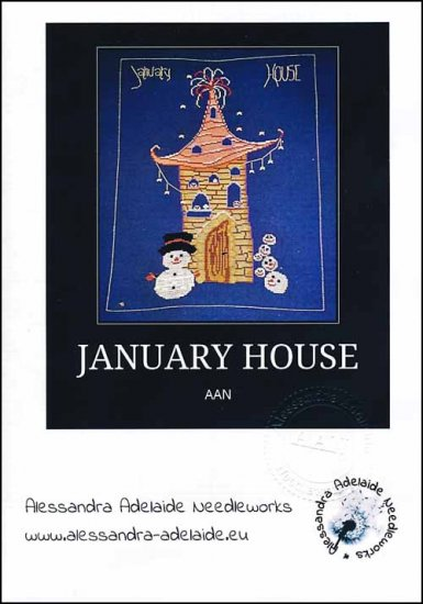 click here to view larger image of January House (chart)