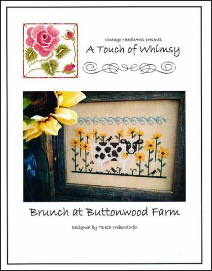 click here to view larger image of Brunch At Buttonwood Farm (chart)