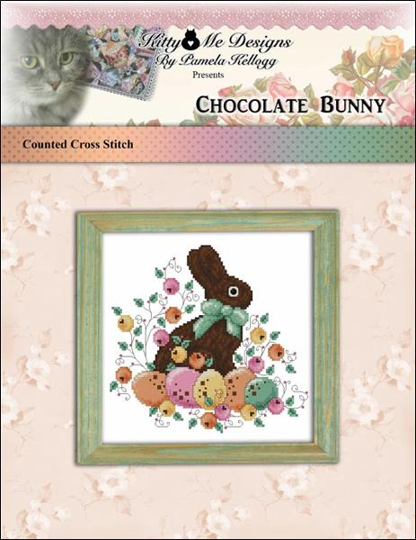 click here to view larger image of Chocolate Bunny (chart)