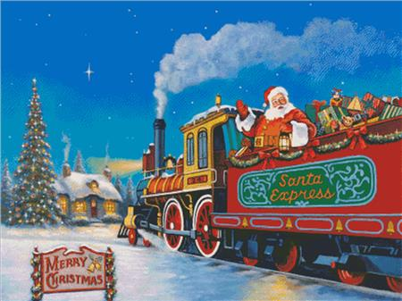 click here to view larger image of Santa Express JZ (chart)