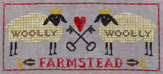 click here to view larger image of Woolly-Woolly Farmstead (chart)