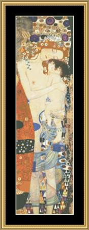 click here to view larger image of It's All In The Detail Collection - Mother and Child (chart)