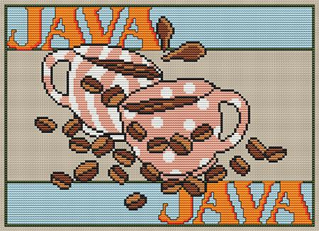 click here to view larger image of Java (chart)