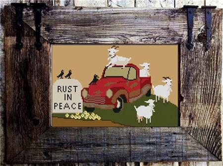 click here to view larger image of Rust in Peace (chart)