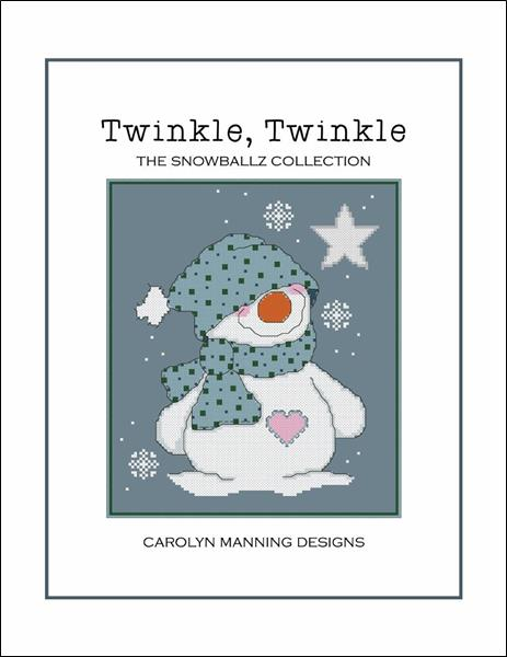 click here to view larger image of Twinkle, Twinkle (chart)