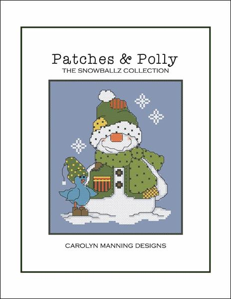click here to view larger image of Patches & Polly (Snowballz) (chart)