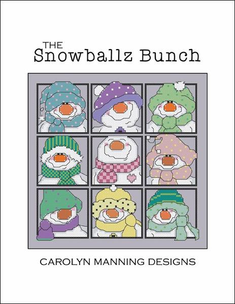 click here to view larger image of Snowballz Bunch, The (chart)