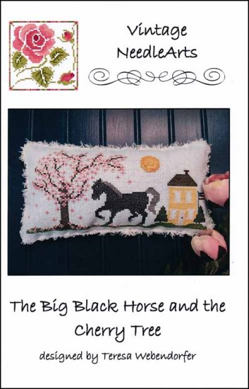 click here to view larger image of Big Black Horse And The Cherry Tree (chart)