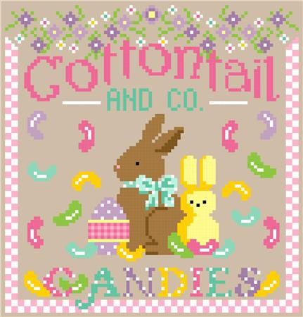 click here to view larger image of Cottontail Candies (chart)
