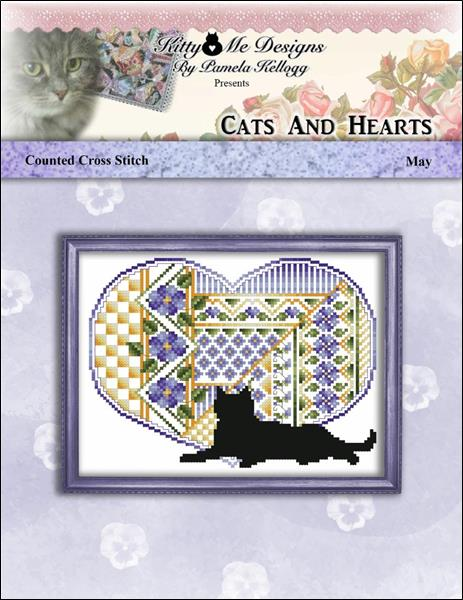 click here to view larger image of Cats and Hearts May (chart)
