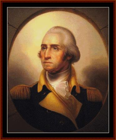 click here to view larger image of George Washington - Americana (chart)
