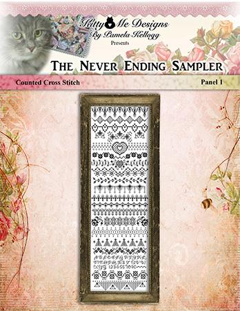 click here to view larger image of Never Ending Sampler Panel 1 (chart)