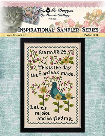 click here to view larger image of This Is The Day The Lord Has Made Sampler (chart)
