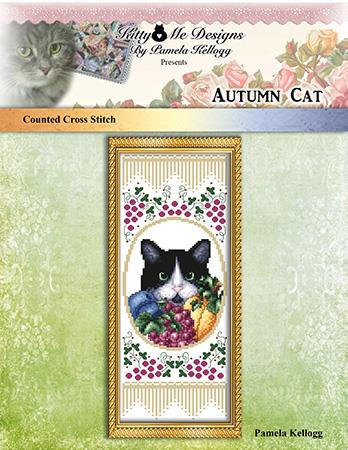 click here to view larger image of Autumn Cat (chart)
