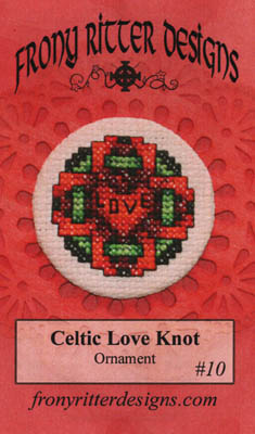 click here to view larger image of Celtic Love Knot (chart)