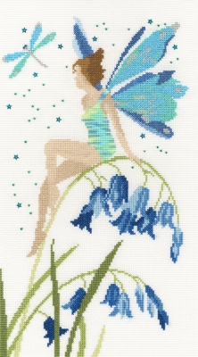 click here to view larger image of Stardust (counted cross stitch kit)