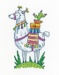 click here to view larger image of Llama  (chart only) (chart)