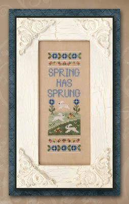 click here to view larger image of Spring Has Sprung (chart)