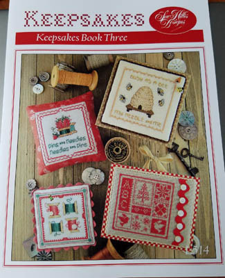 click here to view larger image of Keepsakes 3 (chart)