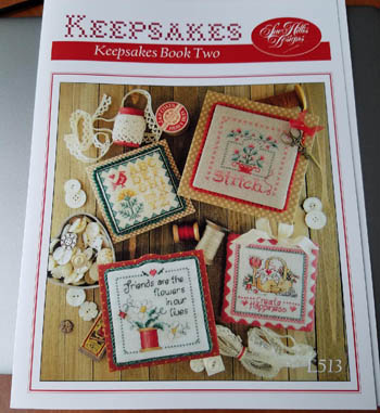 click here to view larger image of Keepsakes 2 (chart)