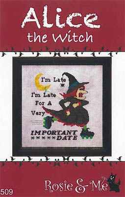 click here to view larger image of Alice The Witch (chart)